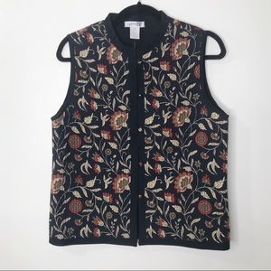 Quilted Orvis Vest